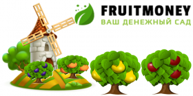 Fruit Money logo
